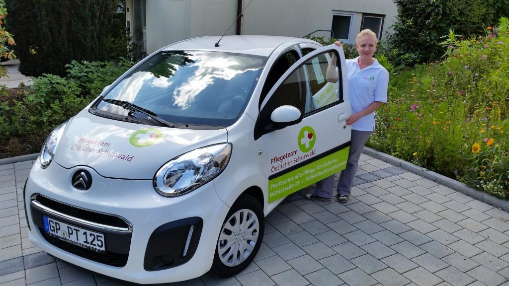 Neues Fahrzeug - August 2014
